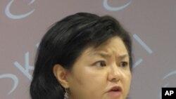 21일 토론회에 참석한 발비나 황(Balbina Hwang) 교수