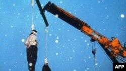 Urmiyada 2-si azərbaycanlı olmaqla 9 nəfər dar ağacından asılıb