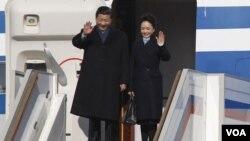ປະທານປະເທດຄົນໃໝ່ຈີນ ທ່ານ Xi Jinping ຢ້ຽມຢາມ ຣັດເຊຍ
