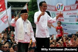 Setahun Jokowi-Ma'ruf, KontraS Sebut Ruang Kebebasan Sipil Menyusut