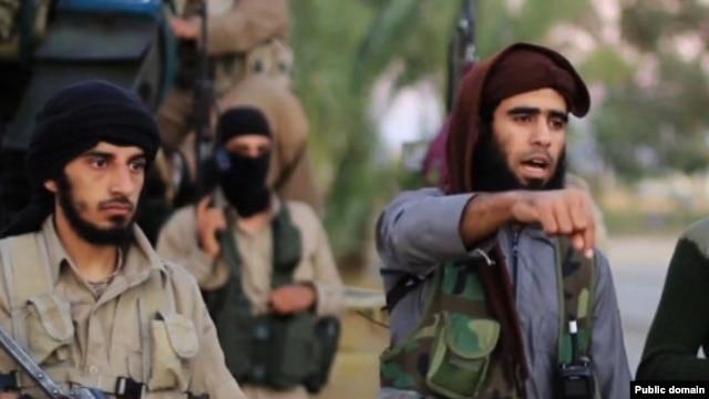 Video của Nhà nước Hồi giáo đe dọa tấn công thủ đô Hoa Kỳ. Hiện chưa thể xác nhận được tính xác thực của đoạn video này.