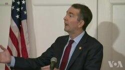 维吉尼亚州州长因种族主义照片而被要求下台