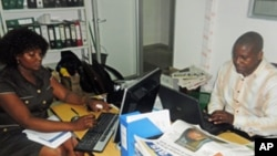 Escritório da MISA Moçambique