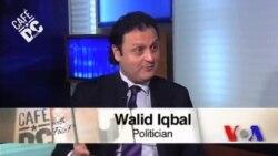 Cafe DC: Politician Walid Iqbal