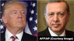 ښاغلی اردوغان به هڅه کوي چې ټرمپ قانع کړي چې کردي وسله وال مجهز نکړي