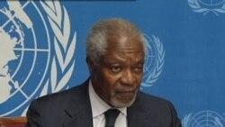 叙利亚暴力升级 联合国特使安南辞职