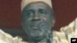 Malam Ibrahim Shekarau Ministan Ilimin Najeriya.