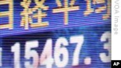 全球股市周一大幅下挫