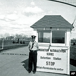 Established as a military post in 1895, Fort Lincoln was converted into a detention center in 1941.