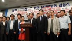 [인터뷰 오디오: 김성민 자유북한방송 대표] 북한인권법 실천을 위한 탈북단체 연합 발족