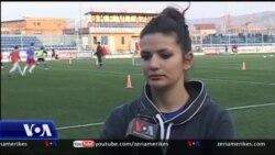 Fatjona Borova, e para arbitre shqiptare në FIFA