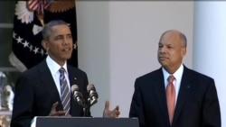 奧巴馬提名國土安全部新部長