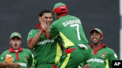 بنگلہ دیش میں ورلڈ کپ کی تیاریاں آخری مراحل میں داخل