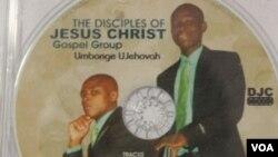 Amalunga eqembu leDisciples of Jesus Christ Gospel Group.