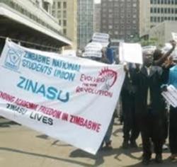 Arthur Chigoriwa Reports on Students Reactions to President Mugabe's Bash