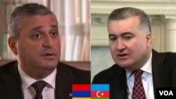 Grigor Hovhannissian & Elin Suleymanov