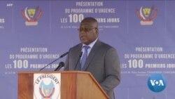 Le président de la RDC promet l'amnistie aux prisonniers politiques