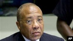 چارلس تایلهر سهرۆکی پـێشـووی لایبیریا، (ئهرشیفی وێنه)