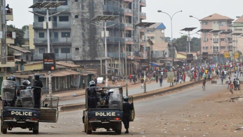 """Journée """"ville morte"""" à Conakry prévue lundi"""