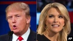 Donald Trump ha atacado verbalmente a la periodista de Fox News Megyn Kelly en reiteradas ocasiones en Twitter.
