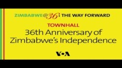 Zimbabweans Hold Independence Townhall in America