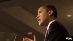 Obama dijo que Díaz ha sido un distinguido funcionario público.
