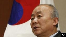 Menteri Penyatuan Korea Selatan Yu Woo-ik (Foto: dok).