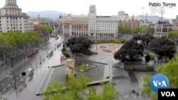 Barselona shahri, Ispaniya