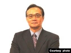 淡江大學國際事務與戰略研究所所長翁明賢(照片來源:翁明賢提供)