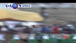 VOA60 AFRICA - August 19, 2012