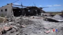 2017-05-30 美國之音視頻新聞:埃及利比亞空襲殺害基督徒的激進分子 (粵語)