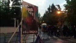 «Цветная революция» в Македонии