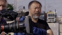 Ai Weiwei Films in Gaza for Refugee Documentary