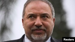 Avigdor Lieberman, sabon ministan tsaron Israila