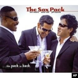 'The Sax Pack' is Back