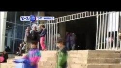 VOA國際60秒(粵語): 2014年12月24日