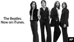 """""""披头士""""音乐将可以从iTune网站上下载"""