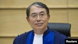 Ketua Mahkamah Kejahatan Internasional (ICC) Sang-Hyung Song (Foto: dok).