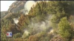 Zjarret pyjore në Shqipëri