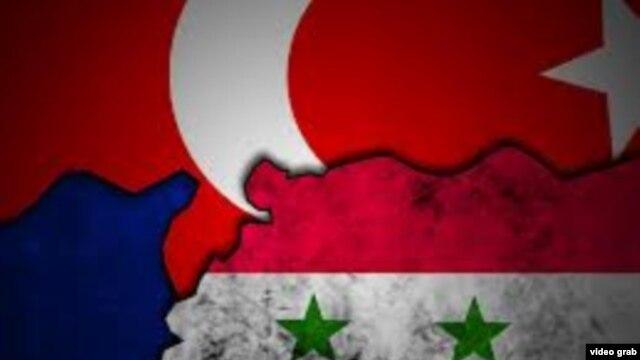 Konflikti mes Turqisë dhe Sirisë