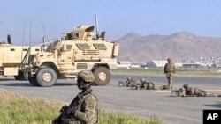 美軍撤離阿富汗未來也會放棄台灣?