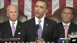 Obama oo Xalay jeediyay Khudbad