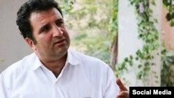محمد نجفی، وکیل دادگستری و فعال حقوق بشر زندانی