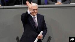 فرانک والتر اشتاینمایر، رئیس جمهوری جدید آلمان شد