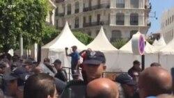 Treizième vendredi de manifestations à Alger