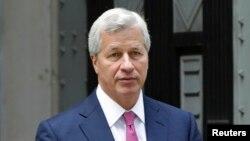 CEO của ngân hàng JPMorgan Chase, ông Jamie Dimon