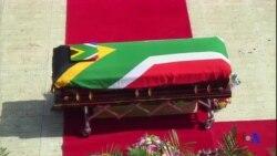 Dernier adieu pour Winnie Madikizela-Mandela (vidéo)