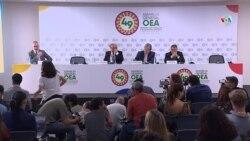"""Almagro: """"Declaraciones de Bachelet son incorrectas"""""""