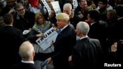 Republikanski predsednički kandidat Donald Tramp