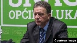 Tarik Arapčić, zastupnik u Parlamentu FBiH. (Fotografija preuzeta sa stranice BIRN BiH)